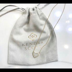 Kendra Scott Aria Heart Necklace